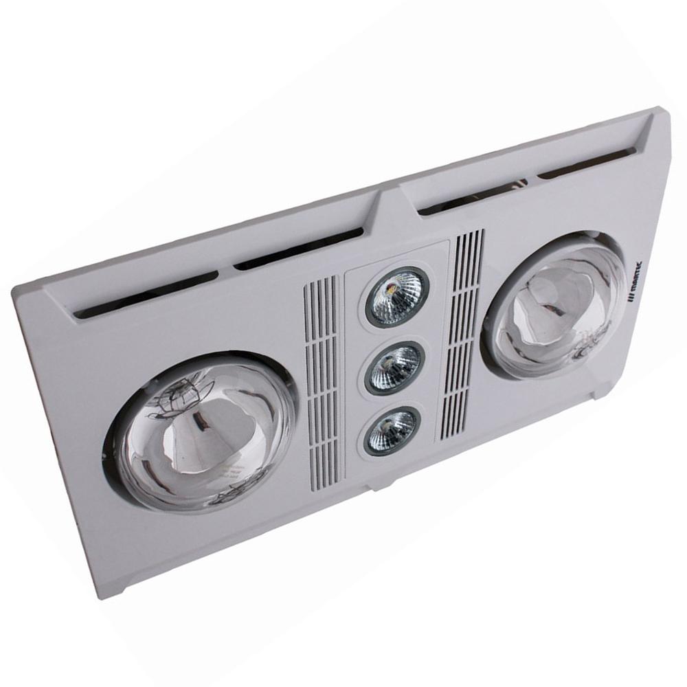 Bathroom Heater With Exhaust Fan, Bathroom Heater Fan Light Switch