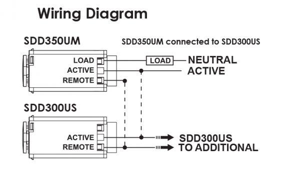 sdd300uswiring